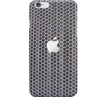 Silver Honeycomb iPhone Case/Skin