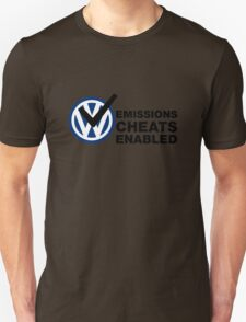 VW Emissions Cheat Enabled T-Shirt