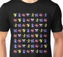 Wizard of Wor (Atari Game) Characters Unisex T-Shirt
