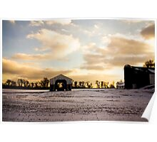Patchwork Farms Poster