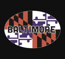 Baltimore  by joeymcelroy