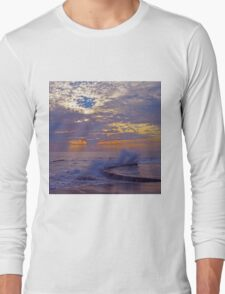 Sunset Splash at Victoria Beach T-Shirt