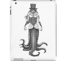 Genevieve The Dark Queen Steampunk Variant iPad Case/Skin