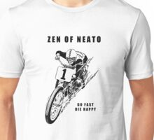 ZON Go Fast Die Happy Unisex T-Shirt