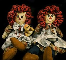 A Raggedy Pair by vigor