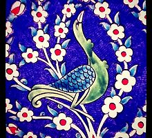 Iznik tile 3 by kturner07