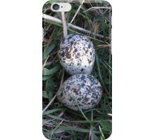 eggs in a nest iPhone Case/Skin