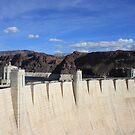 Hoover Dam II by dsimon