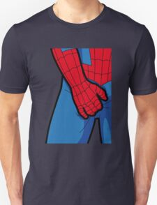The Private Life of A Superhero Scratch T-Shirt