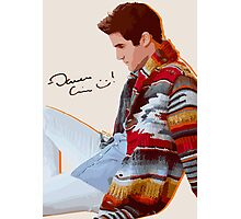 Darren Criss Hero Mag Photographic Print