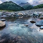 Waterton Rivers by James Wheeler