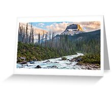 Rocky Peak Greeting Card