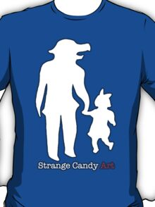 Strange Candy Art T-Shirt