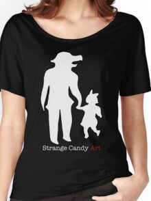 Strange Candy Art Women's Relaxed Fit T-Shirt