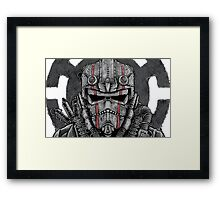Black Sun Empire  Framed Print
