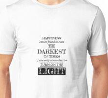 Harry Potter Quote Unisex T-Shirt