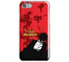 Ulrike Meinhof iPhone Case/Skin