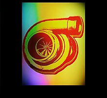 Rainbow Turbo by Jessicabritton