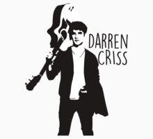 Darren With Guitar Kids Clothes
