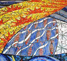 Marine Mosaic by MidnightMelody