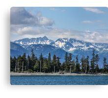Kenai Fiords National Park - Seward, Alaska Canvas Print