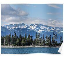 Kenai Fiords National Park - Seward, Alaska Poster