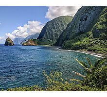 Kalaupapa National Historic Park -  Molokai, Hawaii Photographic Print