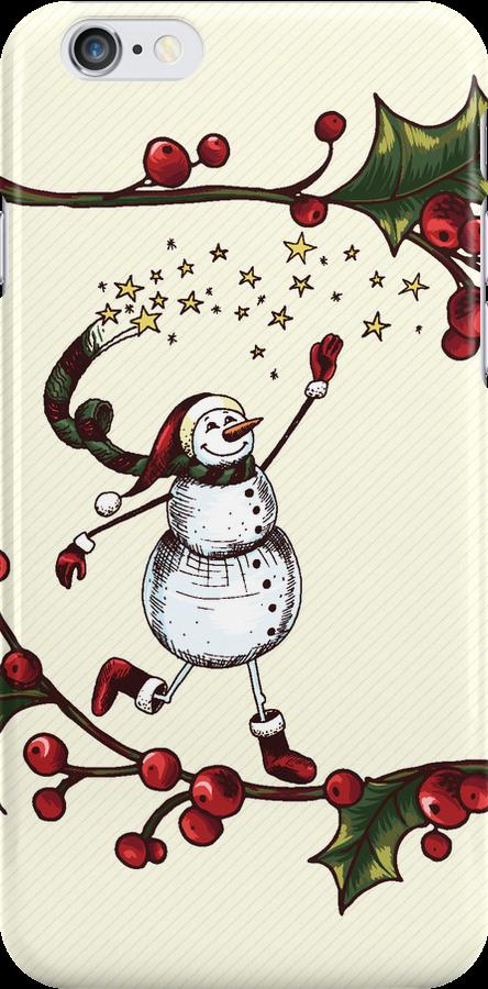 Snowman by favoritedarknes