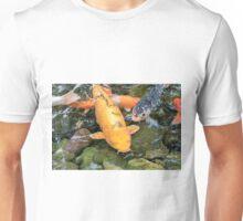 Koi Carp fish Unisex T-Shirt