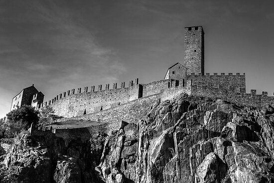 Bellinzona by Joana Kruse
