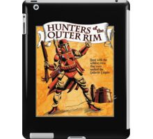 Bounty Hunters of the Outer Rim iPad Case/Skin