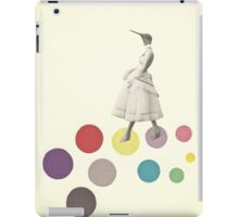 Bird Lady iPad Case/Skin