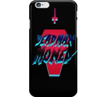 Dead Man Money Logo iPhone Case/Skin