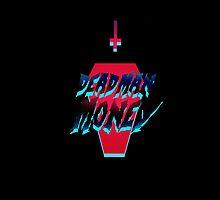 Dead Man Money Logo by casketcomics