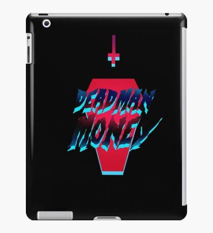 Dead Man Money Logo iPad Case/Skin