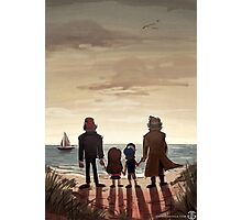 Gravity Falls - Thank You (WITHOUT Words) Photographic Print