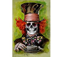 Mad Hatter Photographic Print