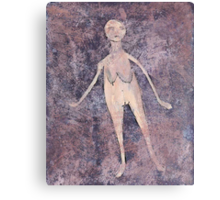 Primitive Nude 3 Canvas Print