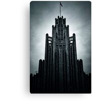 Dark Grandeur Canvas Print