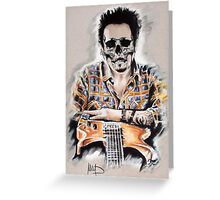Lukather Greeting Card
