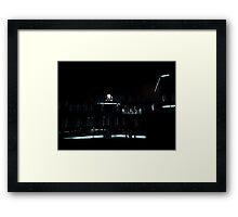 Portal Turrets  Framed Print