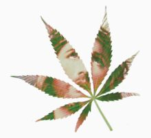 Cannabis is my God by mik3hunt