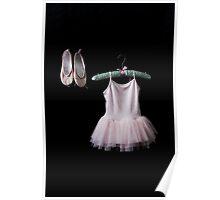 ballet dress Poster