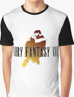 Furry Fantasy VIII Graphic T-Shirt