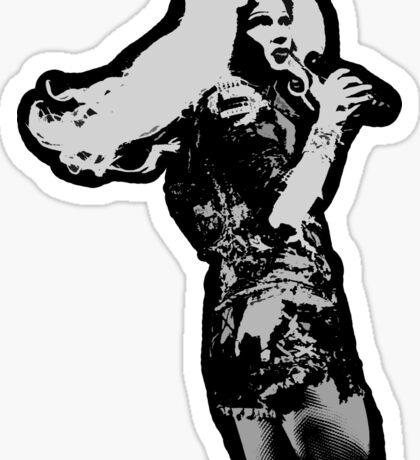 Hedwig on Bway Sticker