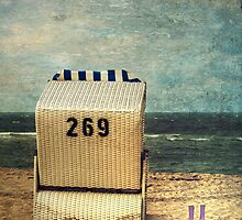 beach chair by Joana Kruse