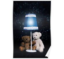 teddy bears Poster