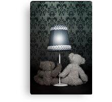 teddy bears Canvas Print