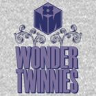 TWINNIES - Wonder Twinnies Shirt by PakuPakuMedia