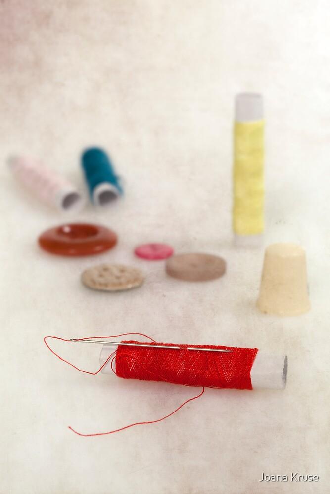 sewing supplies by Joana Kruse
